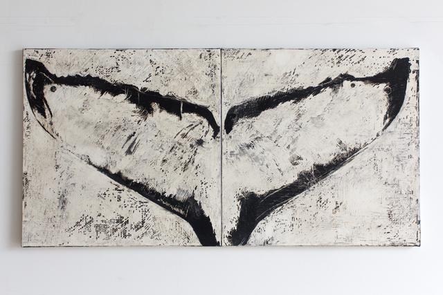 , 'Whale Fluke (Charlie),' 2018, SILAS VON MORISSE gallery