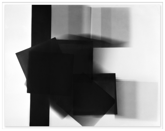 , 'Blurred squares, Paris,' 1953, HackelBury Fine Art