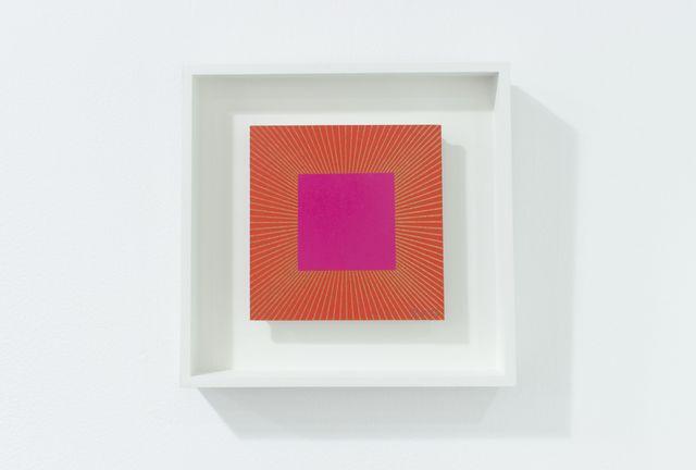 Richard Anuszkiewicz, 'Unnumbered Annual Edition', 1978, Loretta Howard Gallery