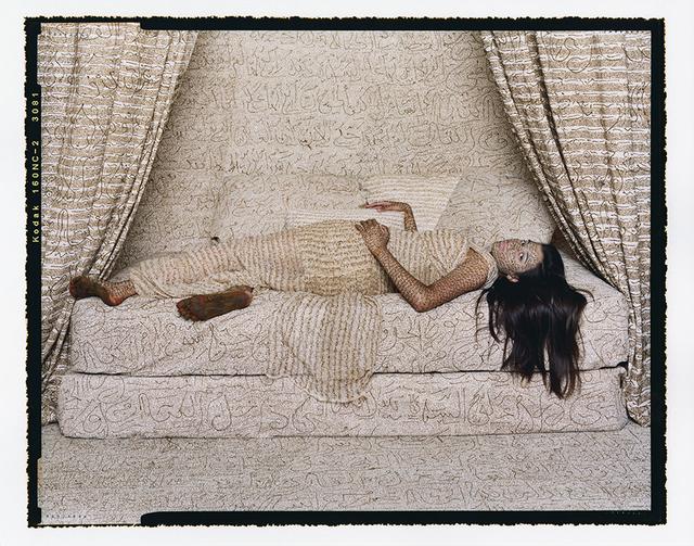 , 'Les Femmes du Maroc Harem Beauty #2,' 2008, Leila Heller Gallery