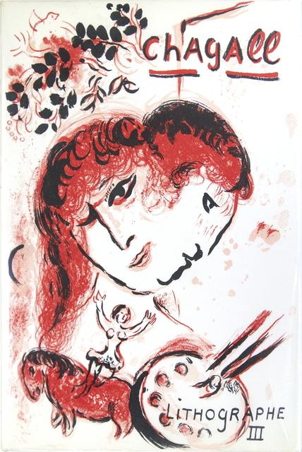 Marc Chagall, 'Chagall Lithographe III (1962-1968)', 1969, ArtWise