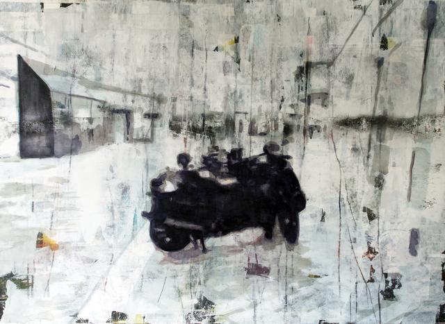 , 'Punto de fuga,' 2019, Galería Casa Lamm