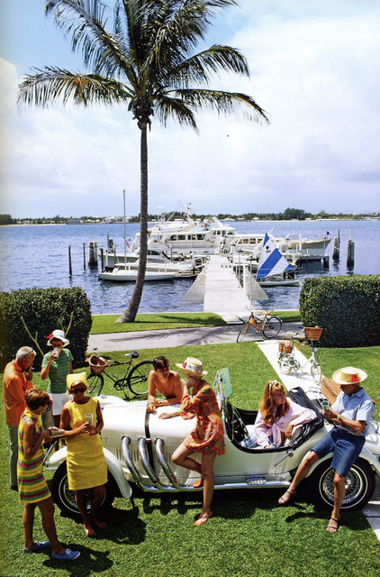 Slim Aarons, 'Palm Beach Society', 1968, Undercurrent Projects