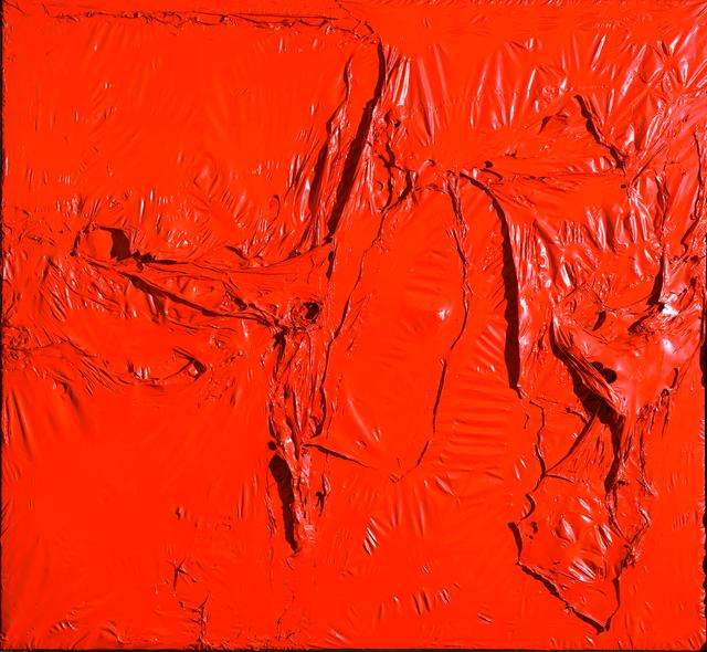 , 'Rosso plastica (Red Plastic),' 1961, Guggenheim Museum