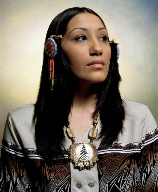, 'Jill Hardy, Powhatan Renape Nation (America),' 2002, Galerie Nathalie Obadia