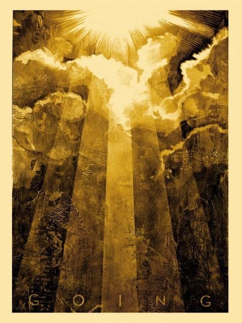 Shepard Fairey (OBEY), 'Americana Box Set: Wayfarin' Stranger', 2012, Taglialatella Galleries