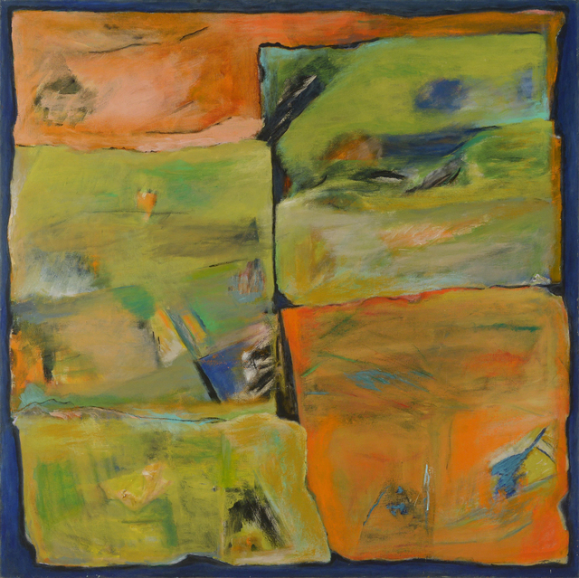 , 'Sunny Block,' 2016, Carter Burden Gallery