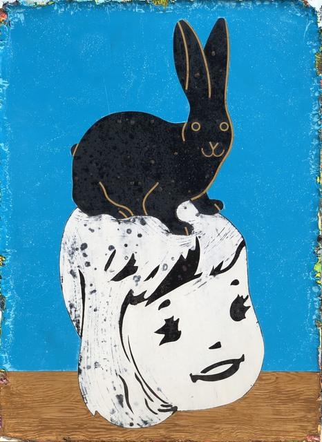 Lai Chiu-Chen, 'The Tanned Moon Rabbit', 2019, Lin & Lin Gallery