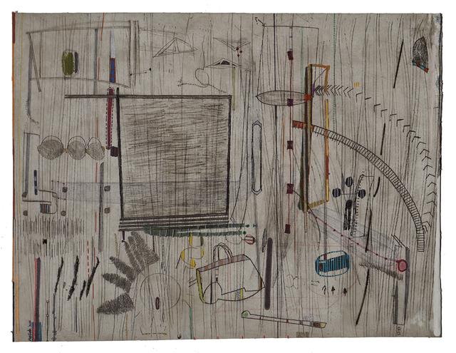 , 'wipe,' 2015, Gallery Espace
