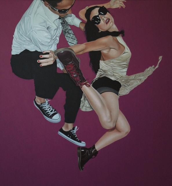 Pedro Bonnin, 'Hit a World', JoAnne Artman Gallery