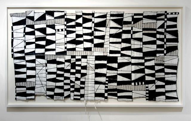 , 'Enough Is Enough,' 2016, Cheryl Hazan Gallery
