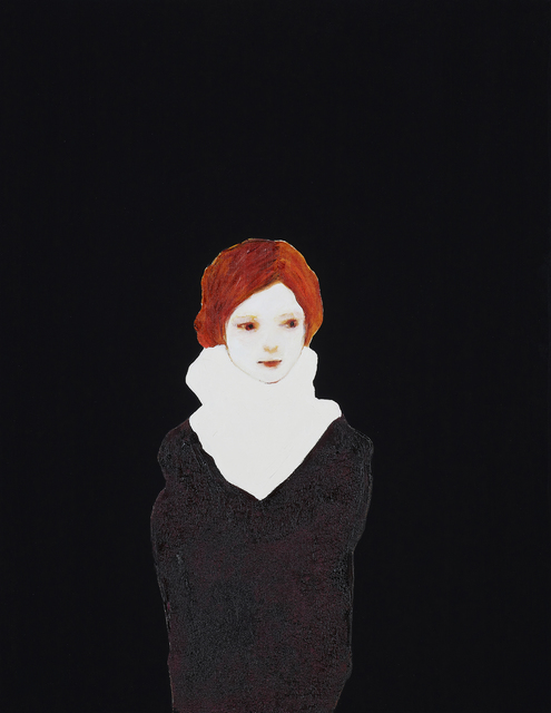 , 'Smiling Woman,' 2014, Kobayashi Gallery