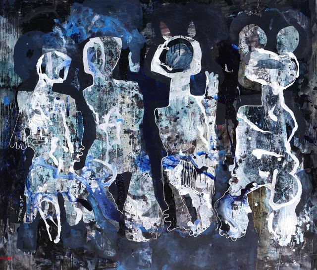 , 'Majestic Four,' 2018, Desta Gallery