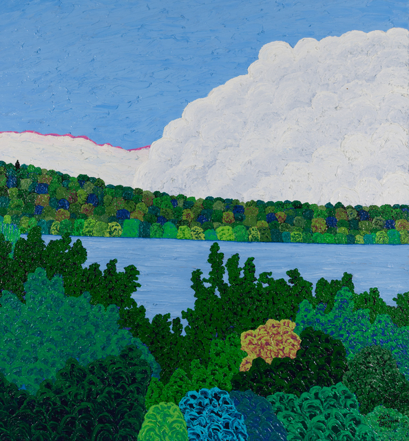 , 'Chickie's Hudson River,' 2014, ACA Galleries