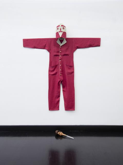 , 'Tuta,' 2018, Federico Luger (FL GALLERY)
