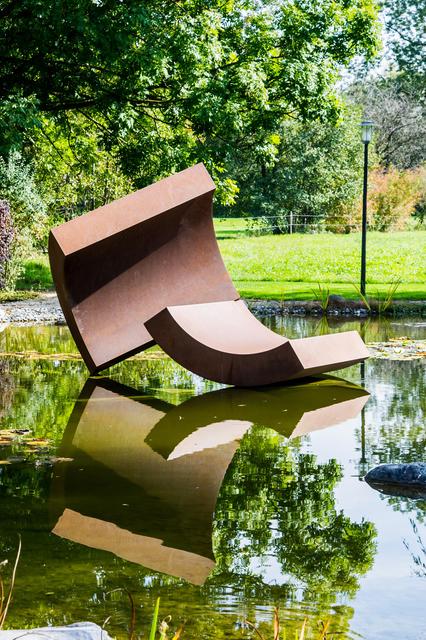 Thomas Roethel, 'Segmentbögen', 2014, bromer kunst