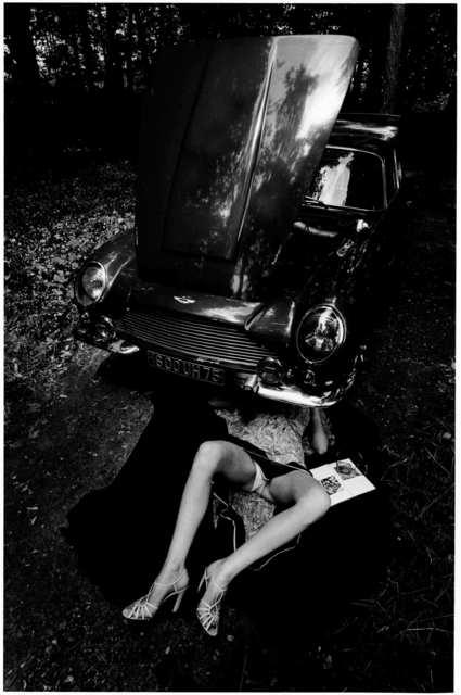 , 'Aston Martin,' 1975, Ira Stehmann Fine Art Photography