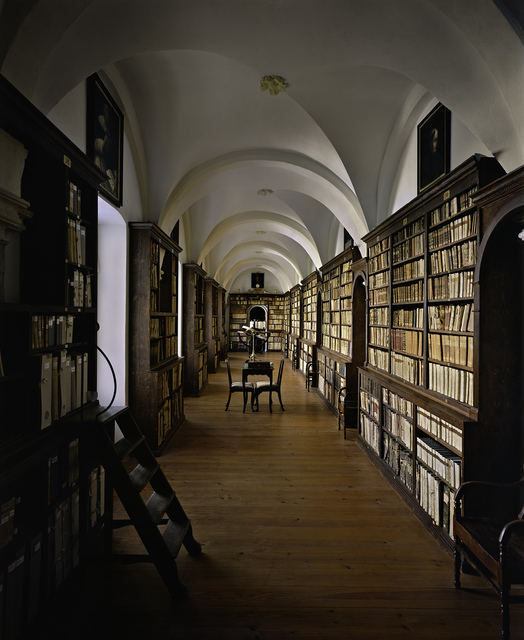 , 'Library of the Dominican Monastery, Dubrovnik,' 2017, Museum of Modern Art Dubrovnik