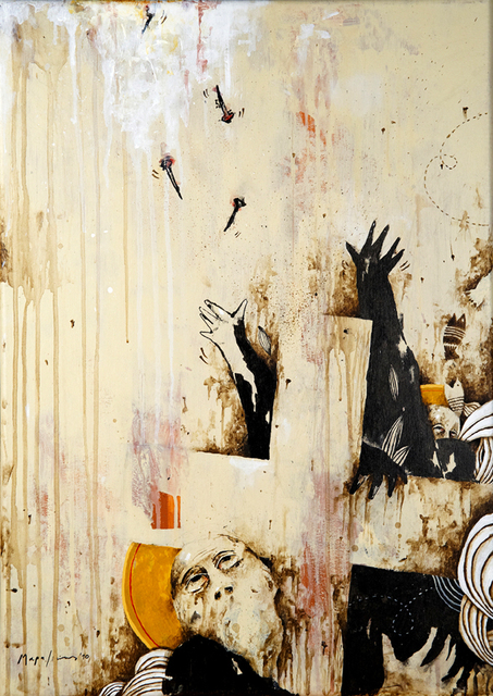 , 'Arma Christi,' 2010, DECORAZONgallery