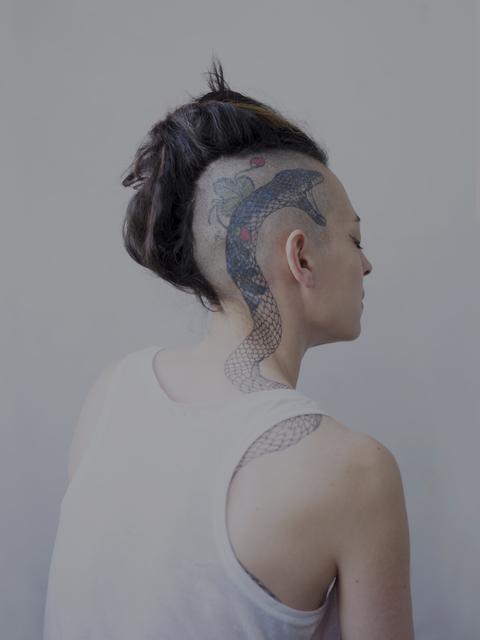 SMITH, 'Saturnium series', 2017, Photography, Brushed aluminium print, Galerie Les filles du calvaire