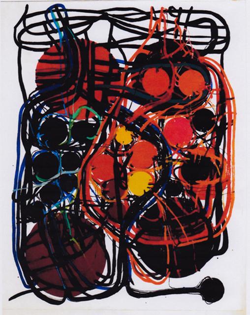 , 'Untitled,' 1986, Tezukayama Gallery