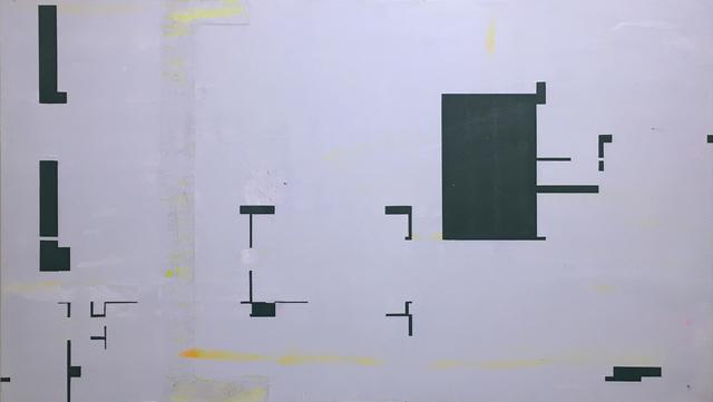 , 'dwarf grid 1 3 4 7,' 2016-2017, C. Grimaldis Gallery