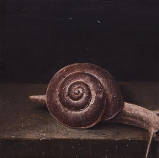 , 'Snail,' 2008, Aye Gallery