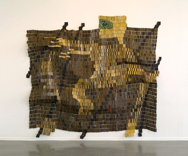 , 'Warrior,' 2015, October Gallery