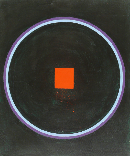 , 'Magic Circle I, II, III, VI, V, VI, VII,' 1989, Walter Wickiser Gallery