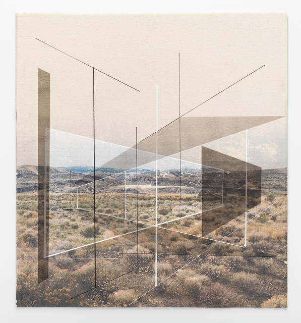 , 'New Land No. 54,' 2018, Upfor