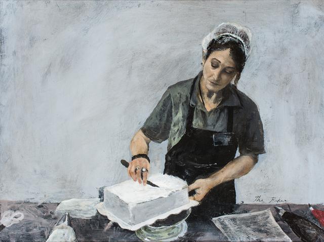 , 'The Baker,' 2018, Valley House Gallery & Sculpture Garden