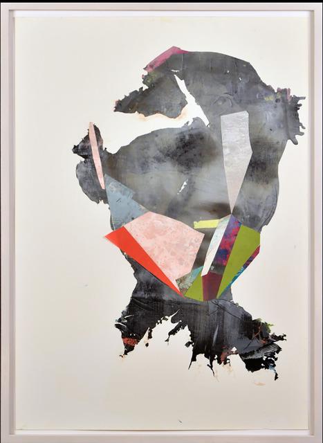 , 'o.T. (Collage) ,' 2018, Galerie Barbara von Stechow