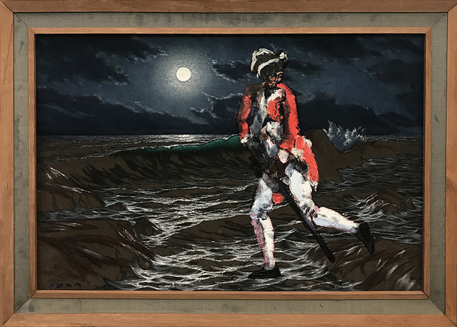 , 'Full Moon Colonial,' 2017, Nanda\Hobbs