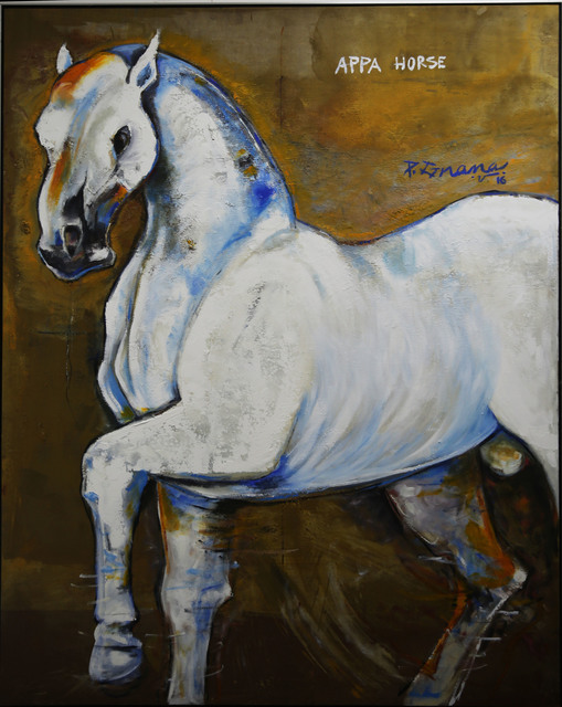 , 'Appa Horse,' 2016, Gnani Arts