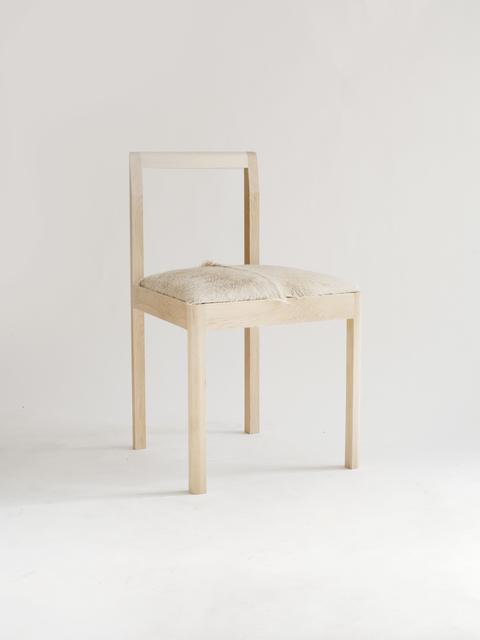 Egg Collective, 'Densen Side Chair', Contemporary, Egg Collective