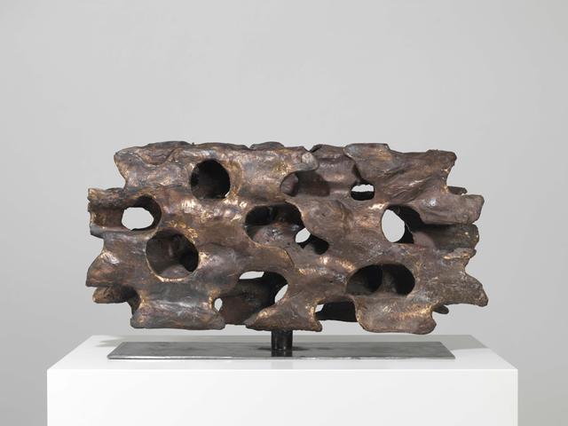 , 'Strukturen für Heraklit,' ca. 2008, Galerie Michael Haas