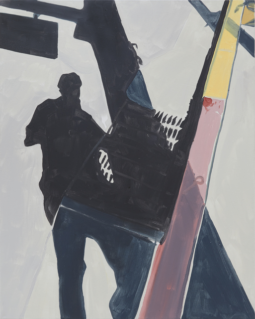 , 'Shoulder,' 2016, Philipp von Rosen Galerie