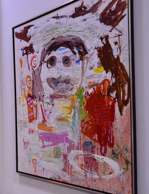 , 'Betweeen The Generations,' 2005, Iarca Gallery