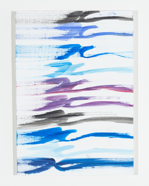 , 'Jeff Koons Signature By The Painter ,' 2017, Ki Smith Gallery