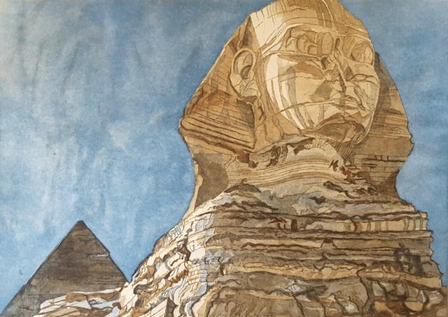 Philip Pearlstein, 'The Sphinx', 1979, Graves International Art