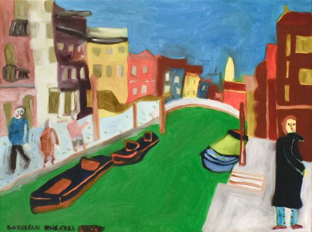 Darshan Russell, 'Venice', 2016, Carrie Haddad Gallery