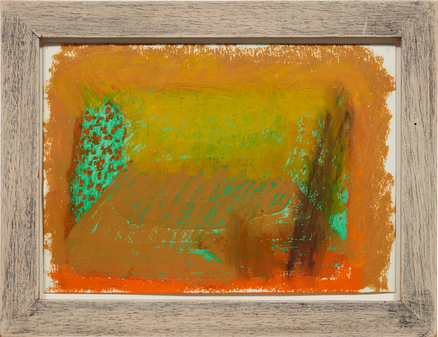 Howard Hodgkin, 'Study for the Birthday Party', 1977, Phillips