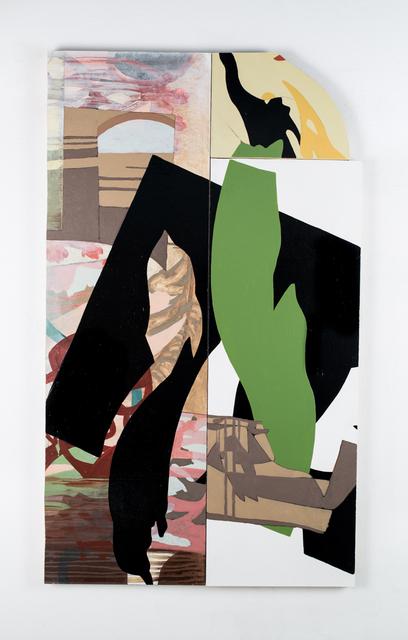 , 'Alluvium,' 2015, Joanna Bryant & Julian Page