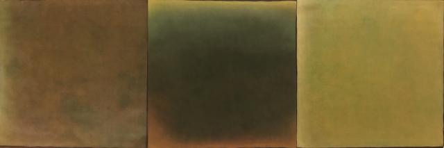 Pandit Khairnar, 'De-clutter (Triptych)', 2012, Volte Gallery