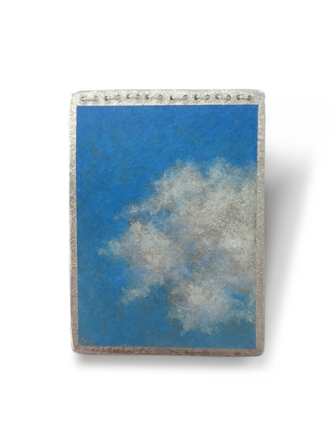 , 'Moments of Sky | Small Brooch IV,' 2016, Sienna Patti Contemporary