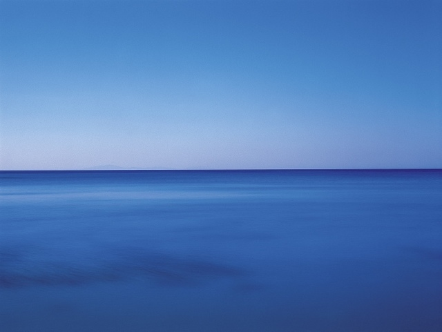 , ''Tranquil Blue' Milos, Greece,' 1998, NoonPowell Fine Art