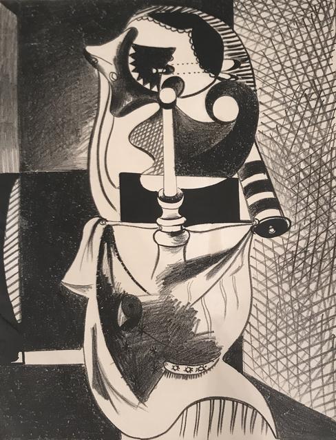 , 'Mannikin,' ca. 1931, Sims Reed Gallery
