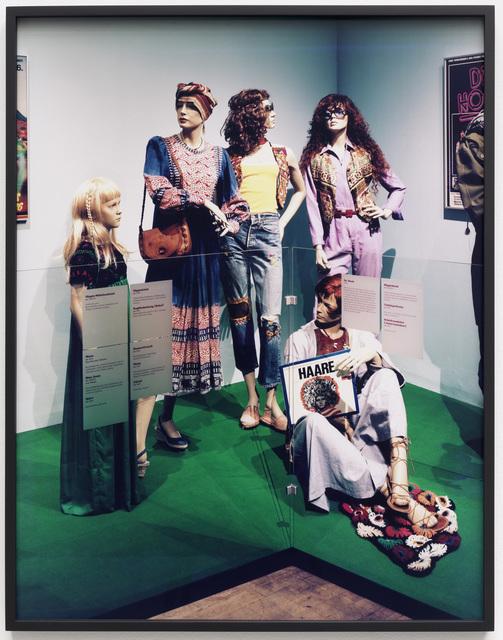 """, 'Münchner Stadtmuseum, 25.1.2013 - 15.9.2013 """"Geschmackssache - Mode der 70er Jahre"""",' 2014, KÖNIG GALERIE"""