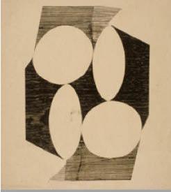, 'Weaving (Tecelar),' 1958, Graça Brandão