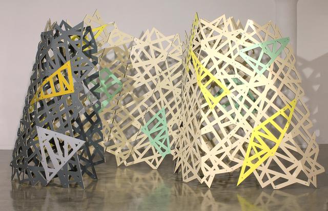 Linda Fleming, 'Crackle', 2013, Brian Gross Fine Art